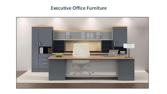 3. Executive Office ...