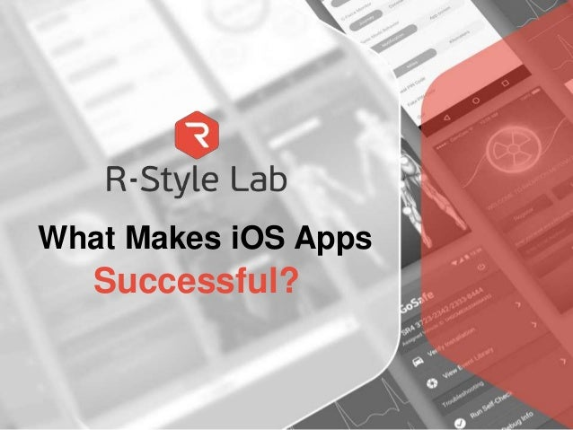 What Makes iOS Apps Successful?