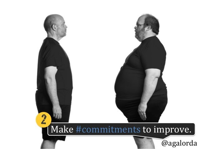 Make  #commitments  to  improve. @agalorda 2!