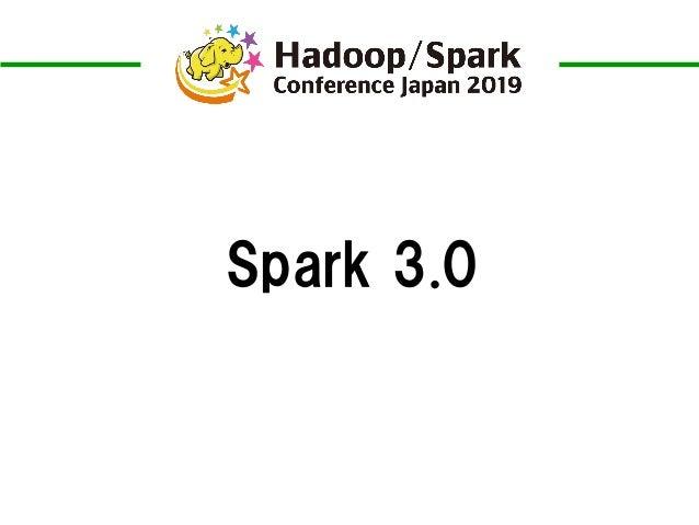 Spark 3.0