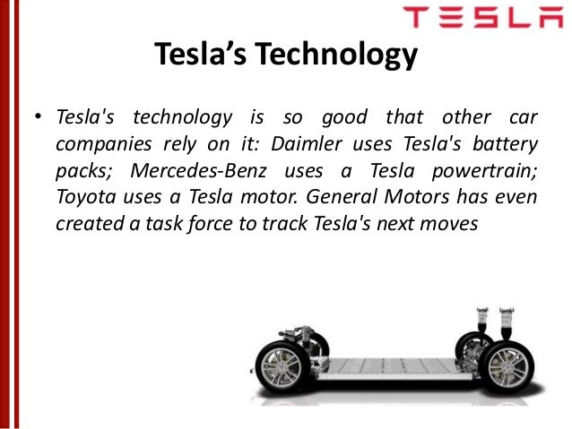 What makes tesla motors a great company for General motors assessment test