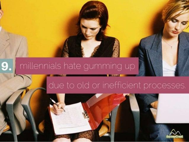 What Millennials Want? Slide 19
