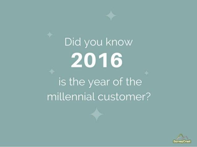 What Millennials Want? Slide 2