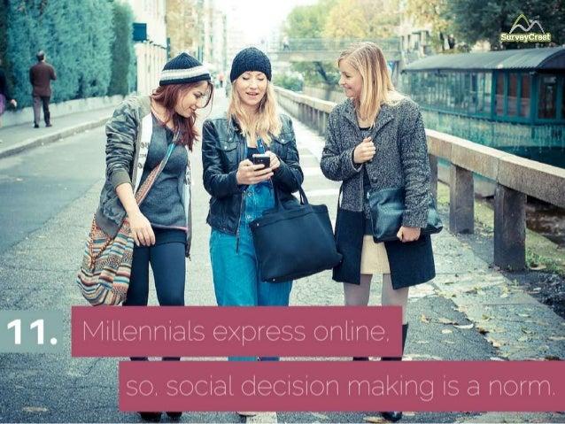 What Millennials Want? Slide 21