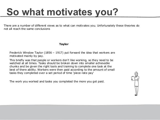Superb What Motivates You .  What Motivates You