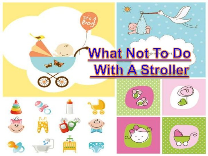 Vacation time is drawing near. You've got small children who  need to ride in a stroller and you're wondering what you'reg...