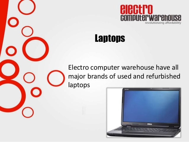 What Offers ECW- Electro Computer Warehouse