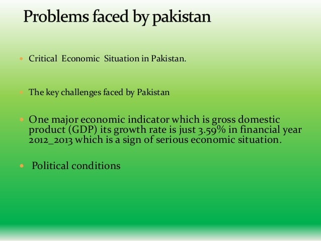 What pakistan is good at all fields Slide 3