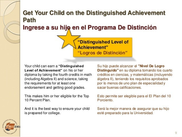 What Parents Need to Know about the New Texas Diploma Plans