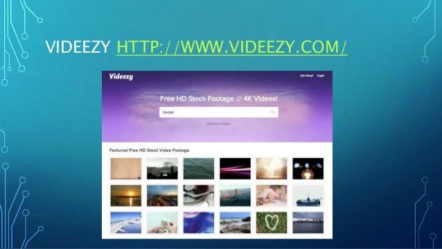 VIDEEZY HTTP://WWW.VIDEEZY.COM/