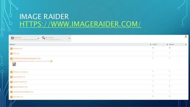 IMAGE RAIDER HTTPS://WWW.IMAGERAIDER.COM/