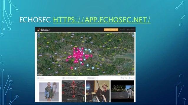 ECHOSEC HTTPS://APP.ECHOSEC.NET/