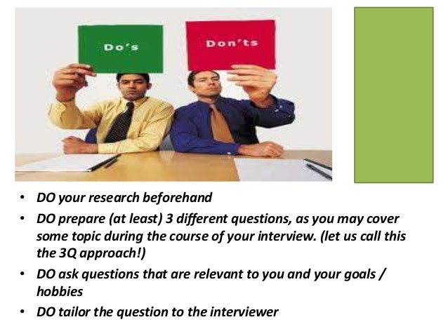 what questions to ask in an mba interview