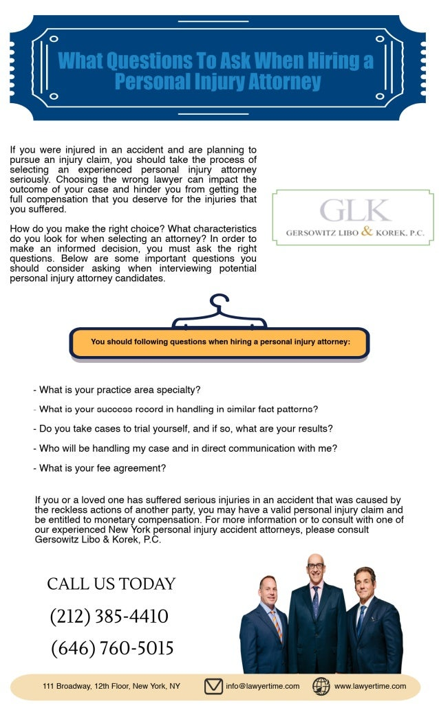 How know if you have hired wrong attorney
