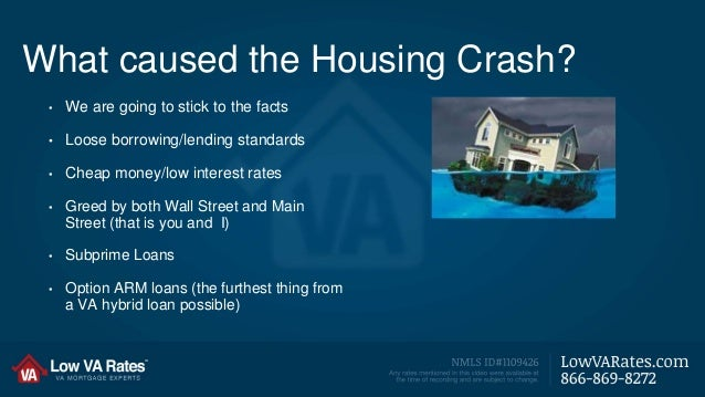 What Really Caused the Housing Collapse of 2008