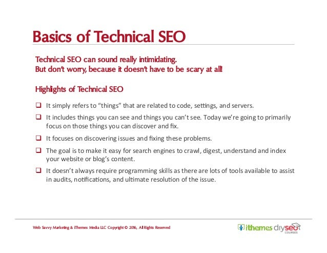 What Really Matters in Technical SEO Slide 2
