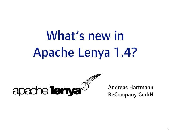 What's