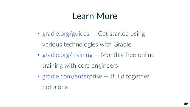 What's new in Gradle 4.0