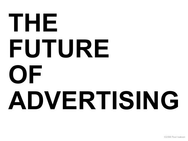 What's Next In Marketing & Advertising Slide 2