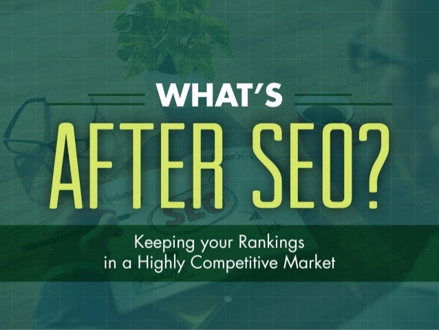 SEO used LIKE THIS to be