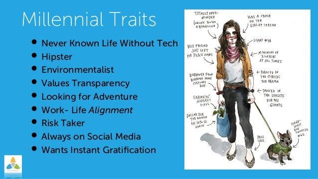 Marketing to millennials | Sandee Jordan