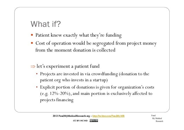What is a Patient Fund? Slide 3