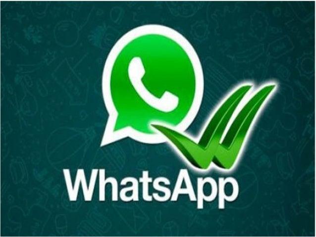 WHATSAPP WhatsApp és una aplicació per a telèfons intel·ligents. Aquesta aplicació permet també l'enviament de fitxers amb...
