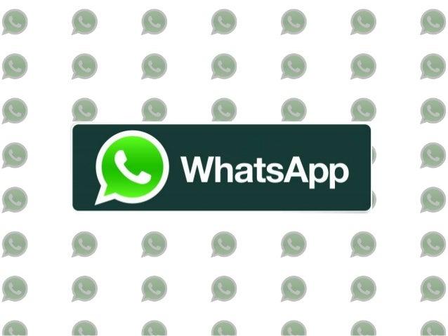 Menú • Historia • Qué es • Cómo funciona • Uso para empresas • WhatsApp Web • ¿Red social?