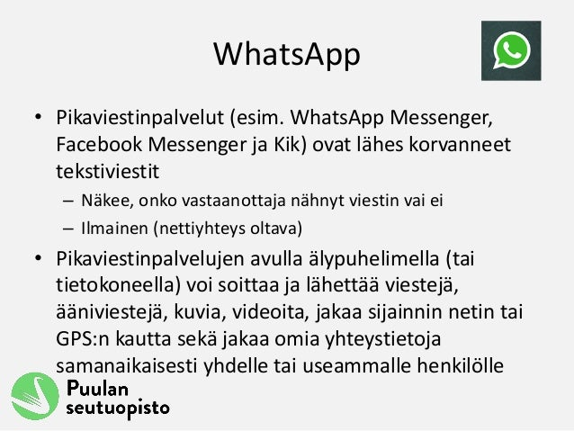 WhatsApp kytkennät ryhmät Lataa kytkennät Android