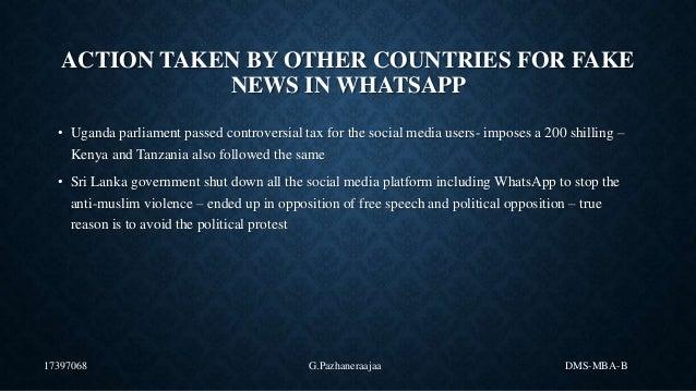 is whatsapp down in kenya