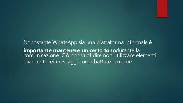 Non mandare messaggi troppo frequentemente, un'overdose di informazioni può danneggiare l'immagine del tuo brand.