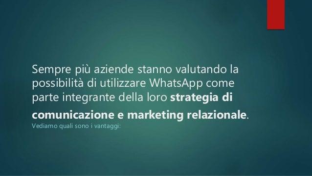 È veloce. Whastapp è una piattaforma di messaggistica istantanea (IM) che permette di inviare contenuti immagini, video e ...