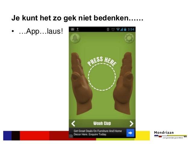 What's apps in de ggz