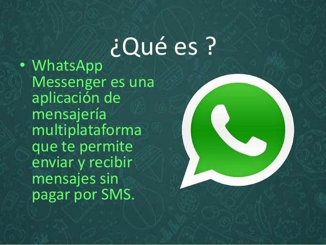 Qu es whatsapp - Recuperar whatsapp borrados hace meses ...