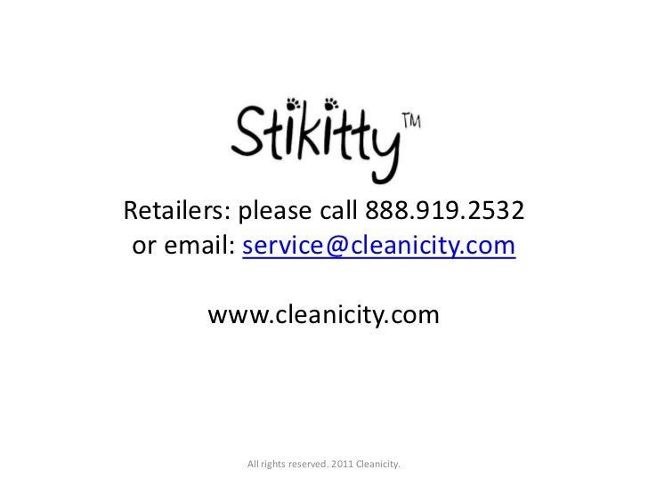 Whats A Stikitty