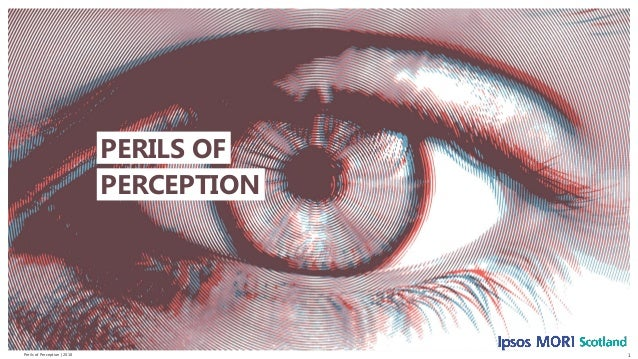 Perils of Perception   2018 © 2016 Ipsos. All rights reserved. Contains Ipsos' Confidential and Proprietary information an...