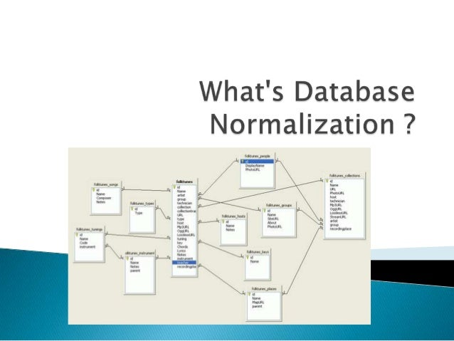 Normalization is the process where a database is designed in a way that removes redundancies, and…. increases the clarity ...
