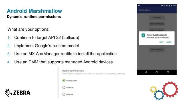 Whats different in android L, M, N and O