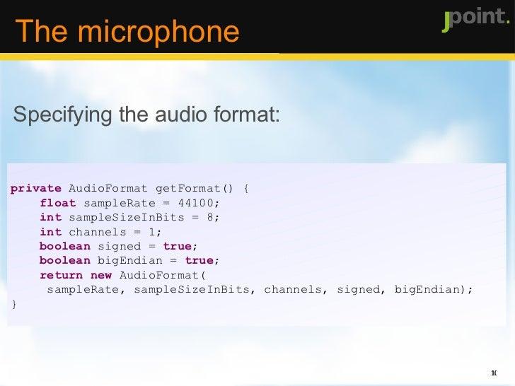 It tells you: </li></ul></ul><ul>Music matching </ul><ul></ul><ul></ul>