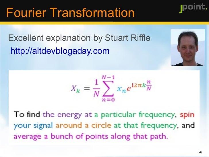 <ul>Fourier Transformation </ul><ul></ul><ul></ul>