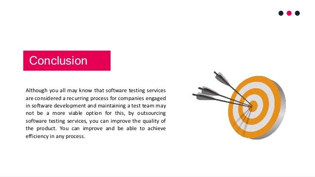 Although you all may know that software testing services are considered a recurring process for companies engaged in softw...