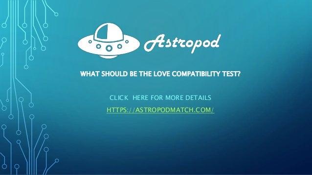 Love capability test