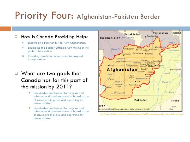 essay on canadas role in afghanistan Canada in the cold war  powers playing a central role in the major  era military that canada would embark on its deployment to afghanistan,.
