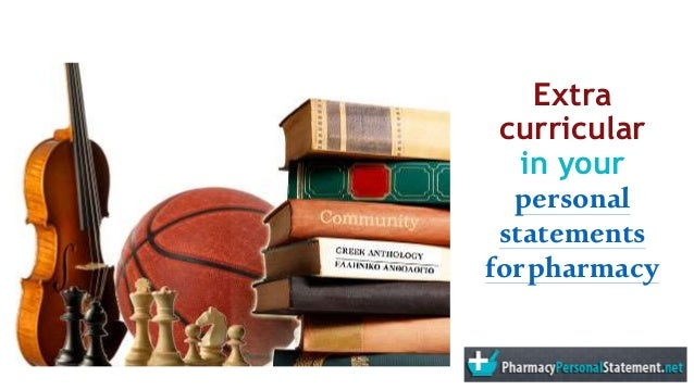 personal statement for pharmacy residency