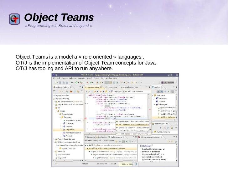 Whats new in Eclipse Indigo ? (@DemoCamp Grenoble 2011)