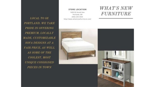 Furniture Store Custom Sofas Furniture Portland Or