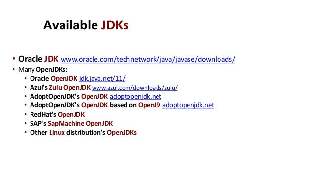 Whats new in Java 9,10,11,12