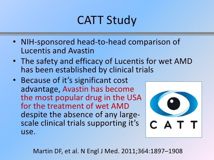 CATT Study Results Are In - Review of Optometry