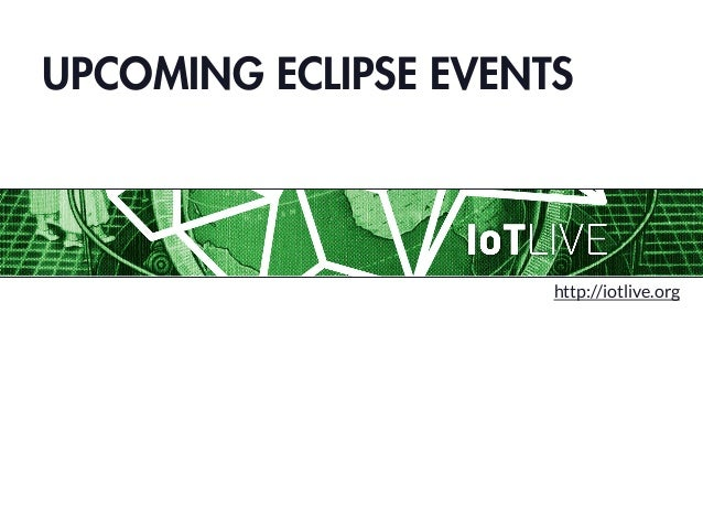 http://eclipsecon.org/france2014 UPCOMING ECLIPSE EVENTS