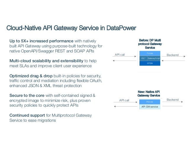What's new in API Connect and DataPower - 2019
